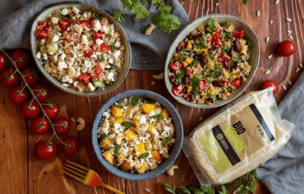 Web - Quinoa šalát 3x inak