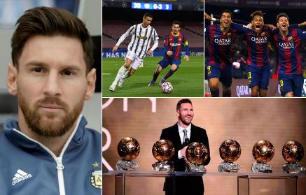 Lionel Messi- Chlapec, ktorý podľa Maradonu zdedil jeho miesto v argentínskom futbale
