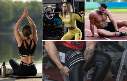 Ako predísť bolesti a zraneniam pri tréningu?