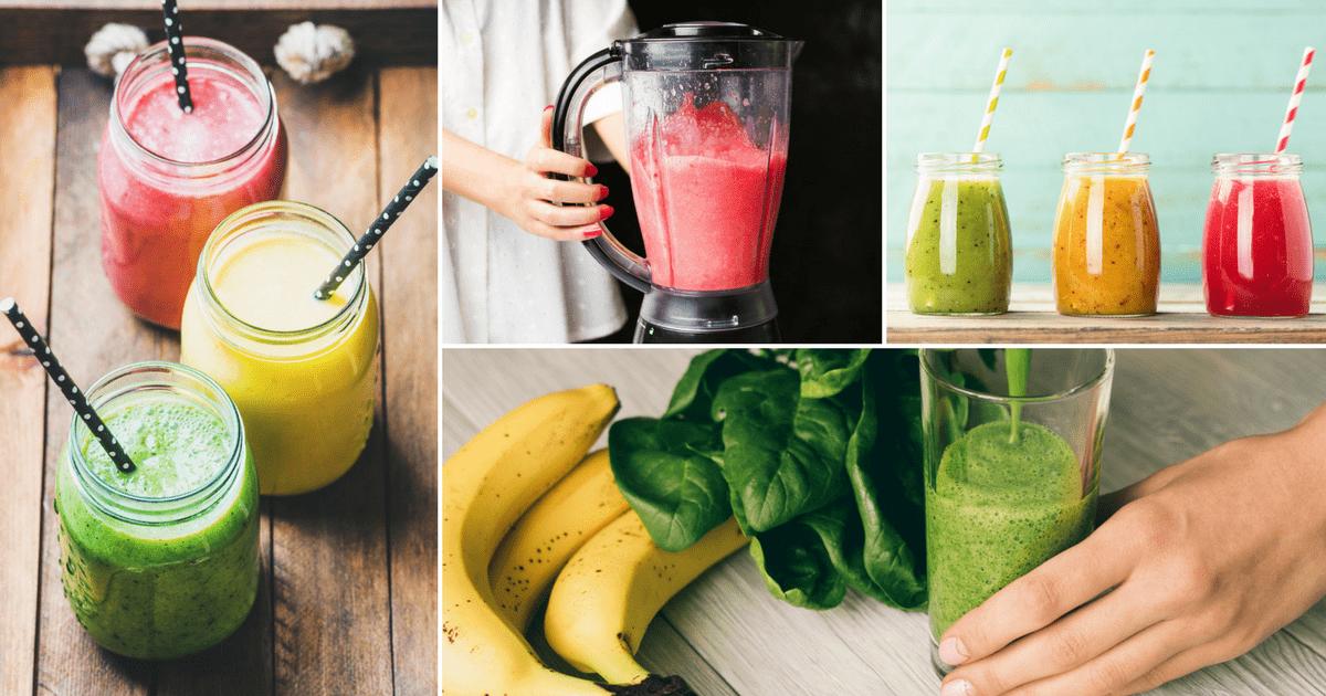 ce smoothie vă ajută să pierdeți în greutate