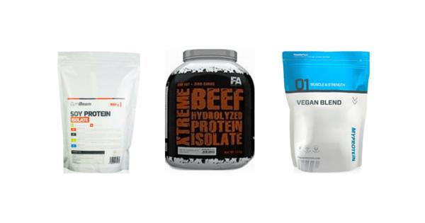 Proteine fără lactoză