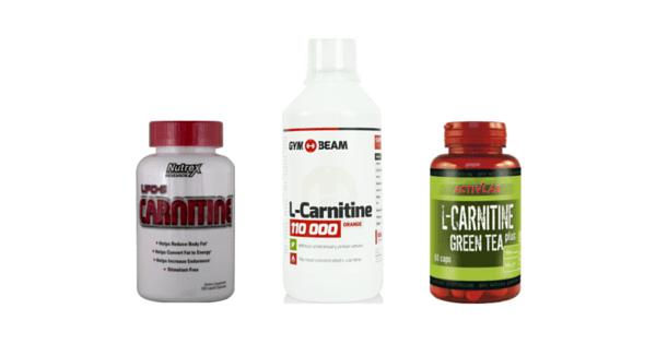 L-carnitină