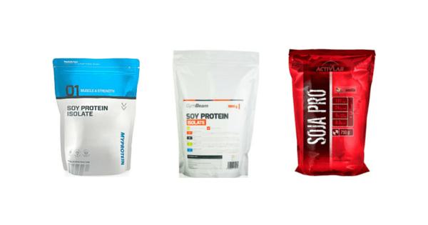 Proteine din soia