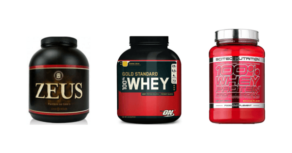 Proteine din zer whey