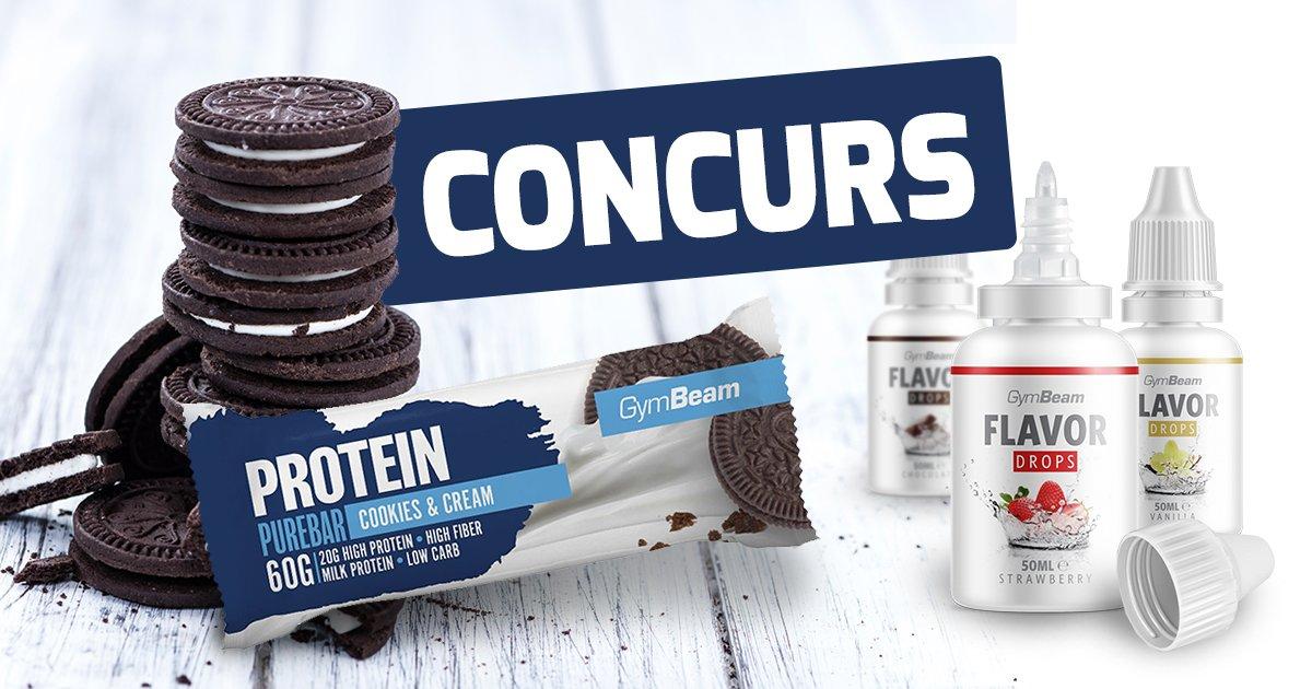 Snack-uri proteice