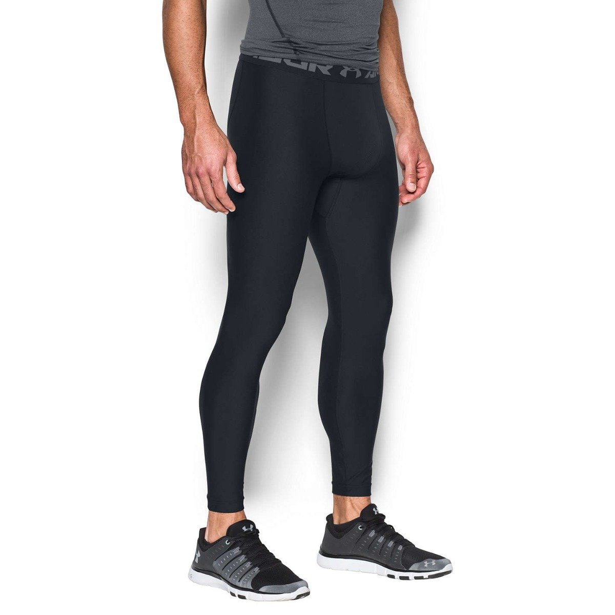 Under Armour Colanti de compresie HG Armour 2.0 Legging Black XXL