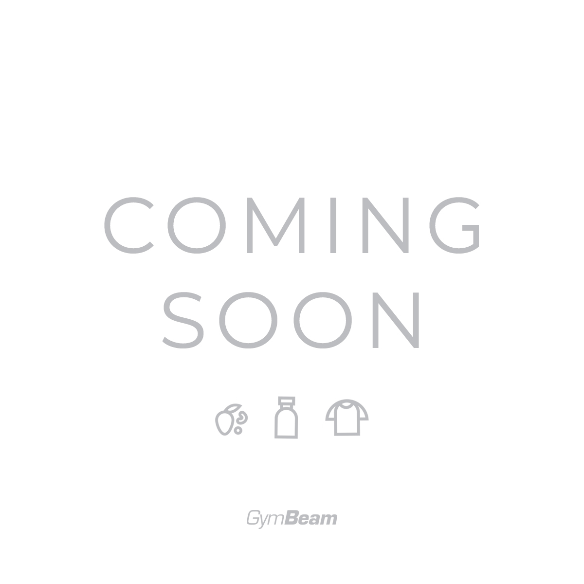 Sutienul de sport Simple Black - GymBeam