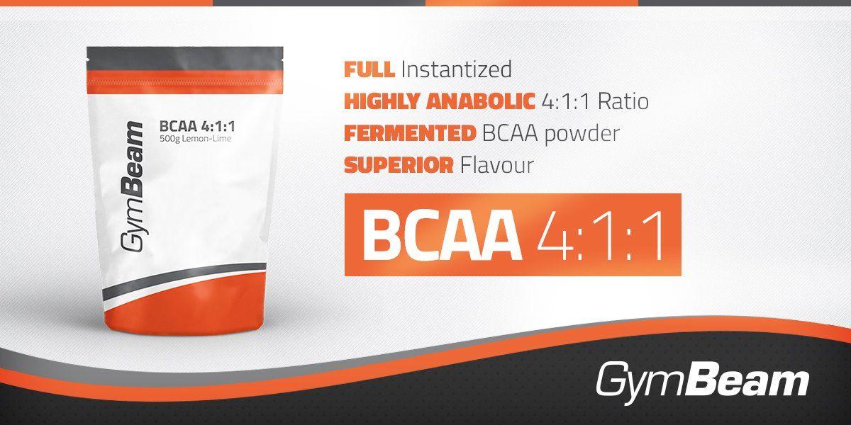 BCAA INSTANT BCAA fermentat 4:1:1