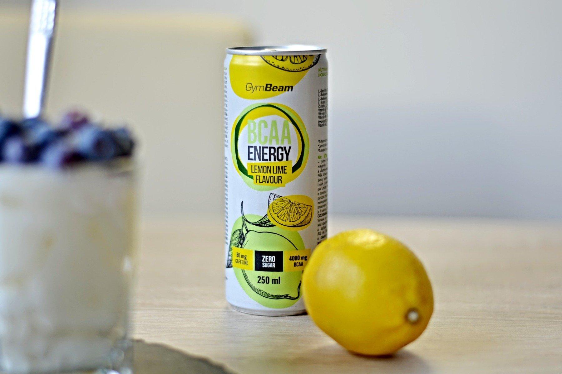 BCAA Energy drink la doză