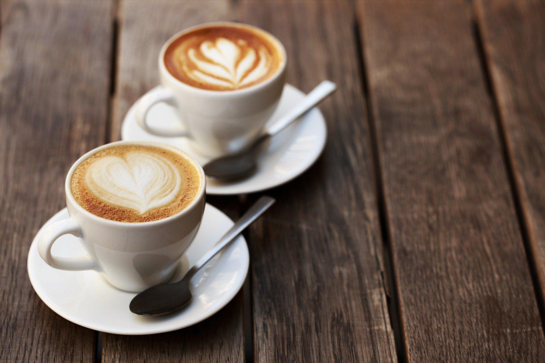 Surse de cafeină - cafea