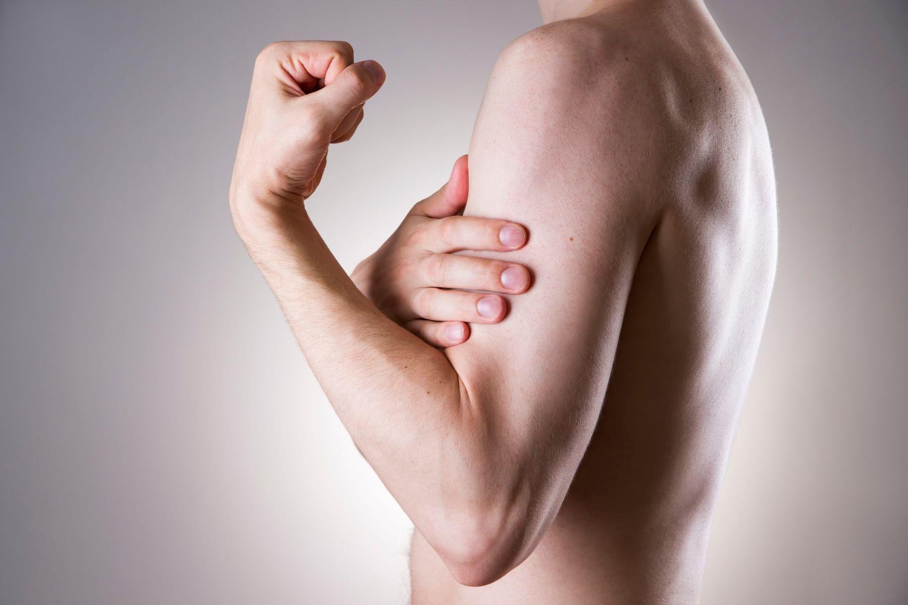 Nivelul scăzut de testosteron afectează masa musculară