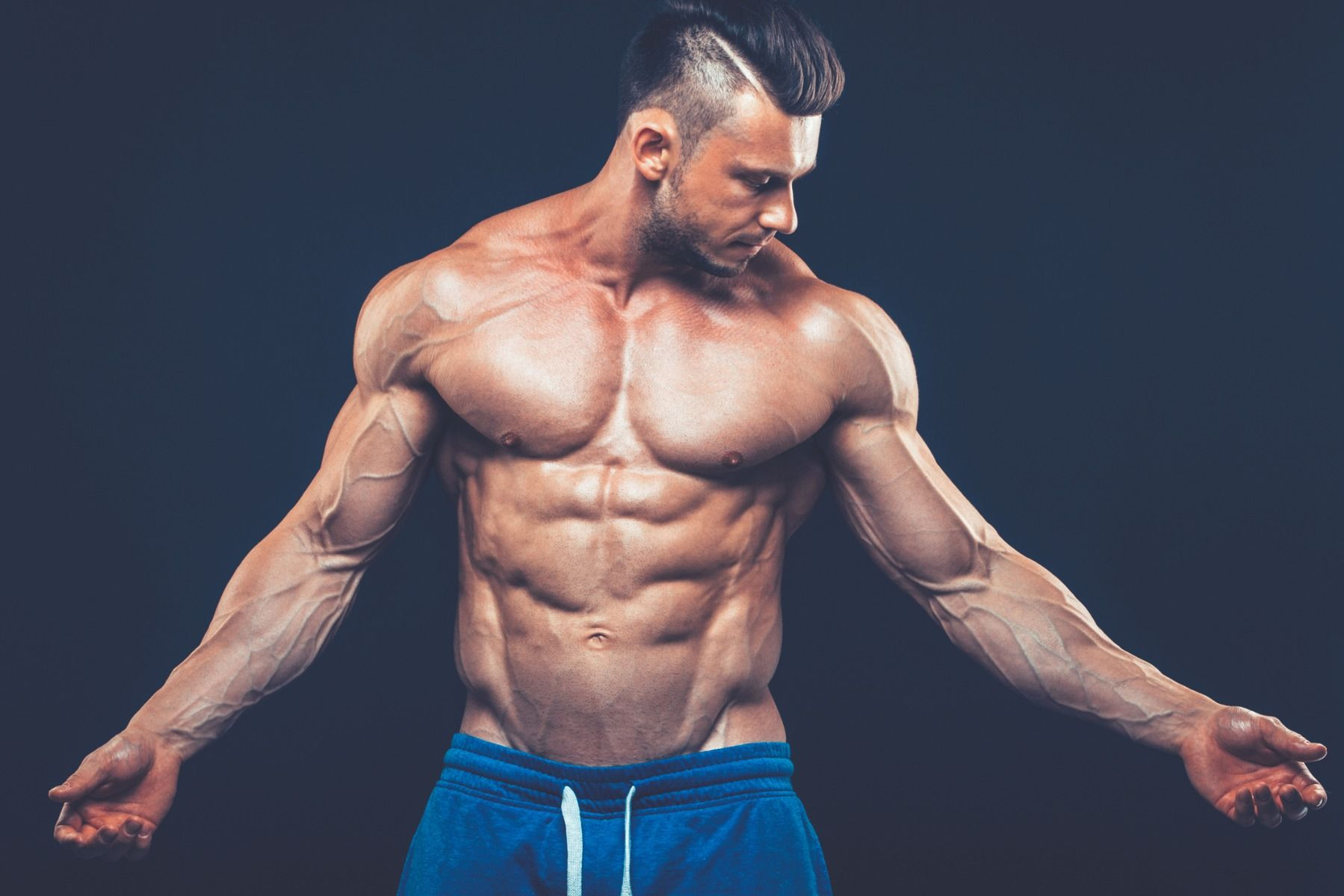 DAA stimulează creșterea musculară și a nivelului de testosteron