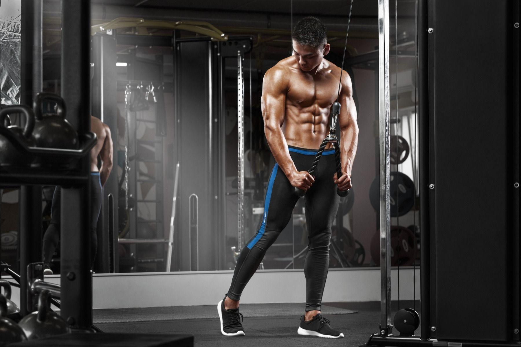 8 cele mai bune exerciții pentru definirea masei musculare