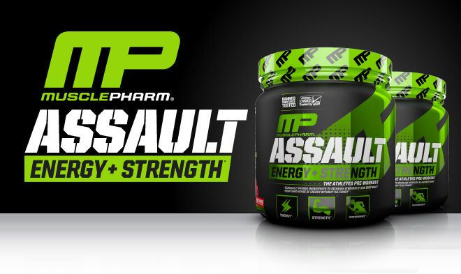 Assault Sport MusclePharm