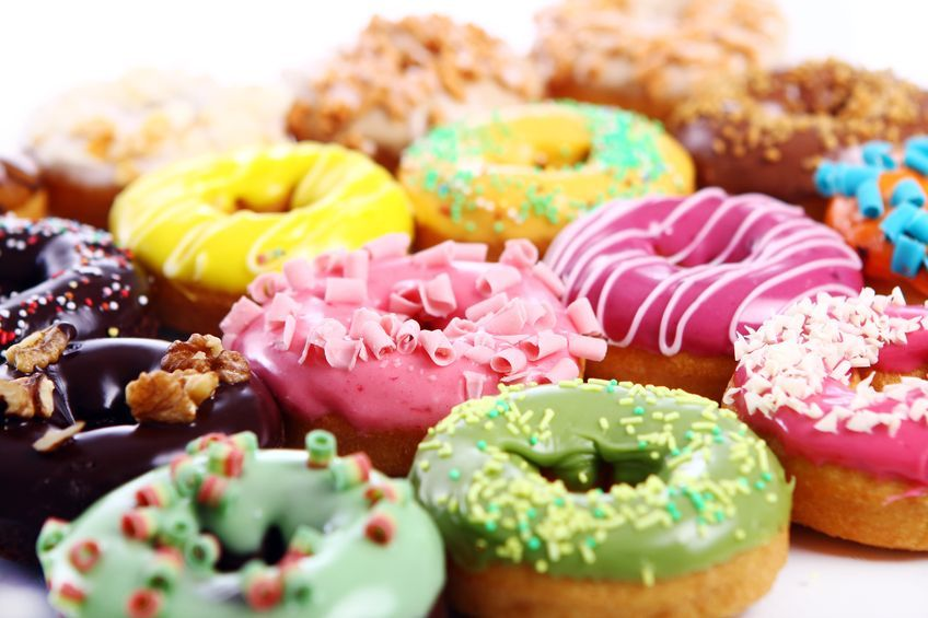 Deficiența de magneziu și dulciurile