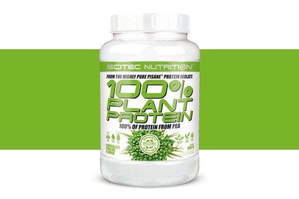100% Plant Protein Scitec