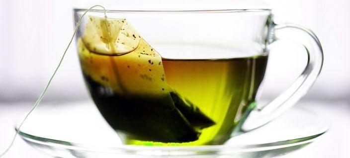 green tea zelený čaj gymbeam spaľovač tukov