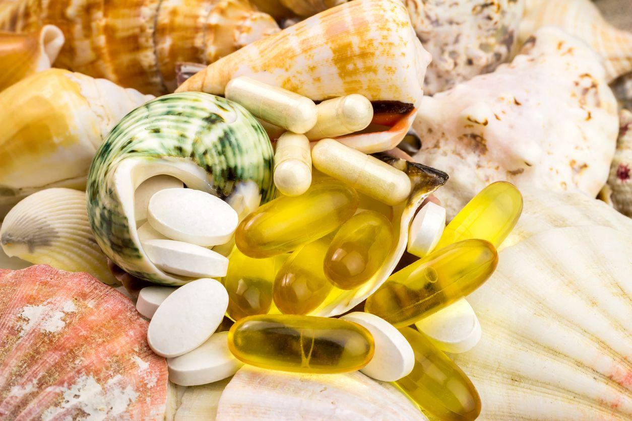 Dieta cu glucozamină - alergie la moluște