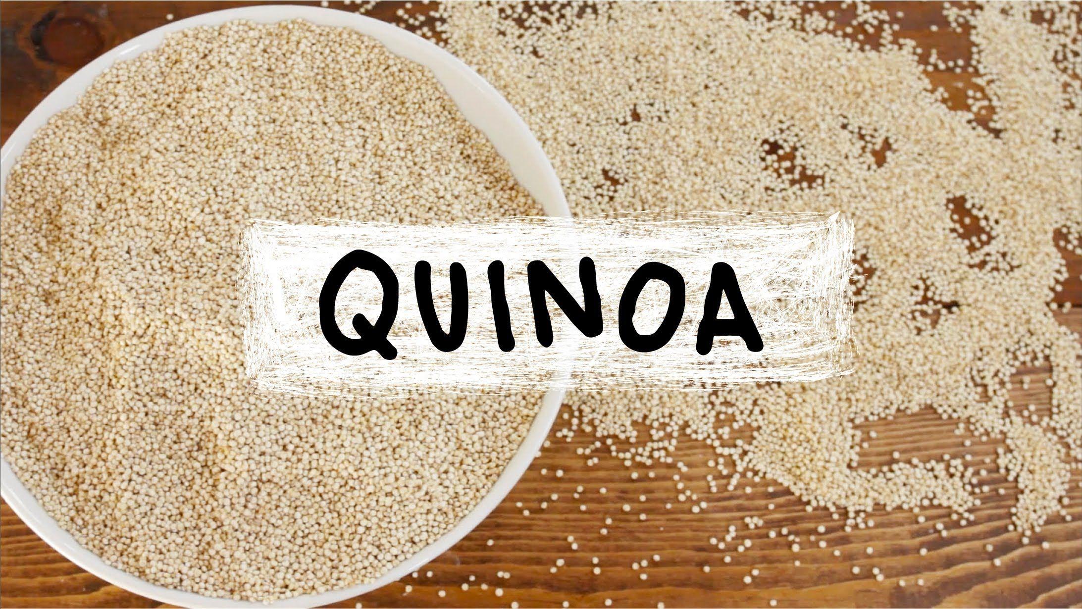 quinoa super potravina
