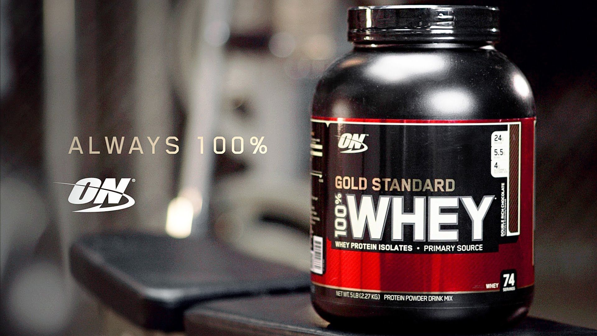 gold whey standard 100% optimum nutrition